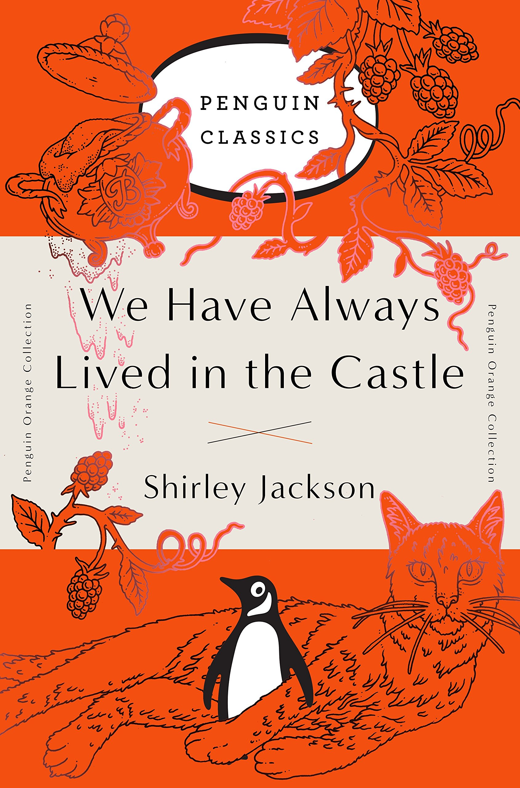 We Have Always Lived in the Castle: (Penguin Orange Collection) pdf epub