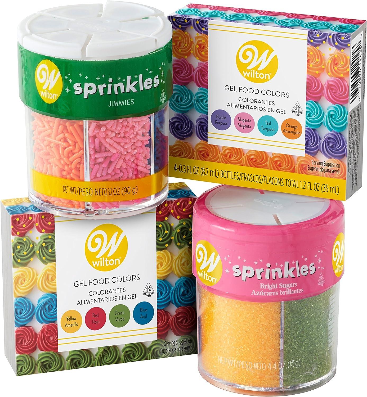 Image of Cookie Sprinkles and Sugars