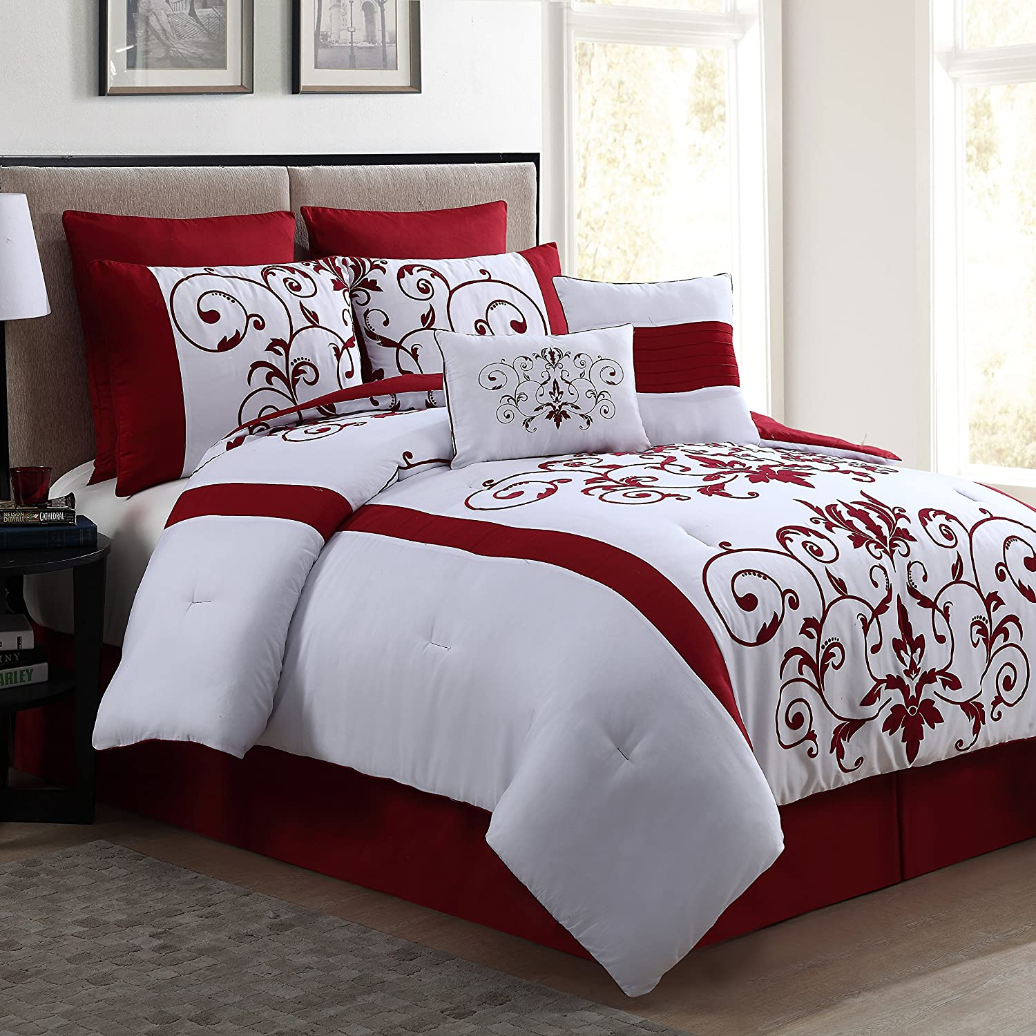 Red Sheets Sets