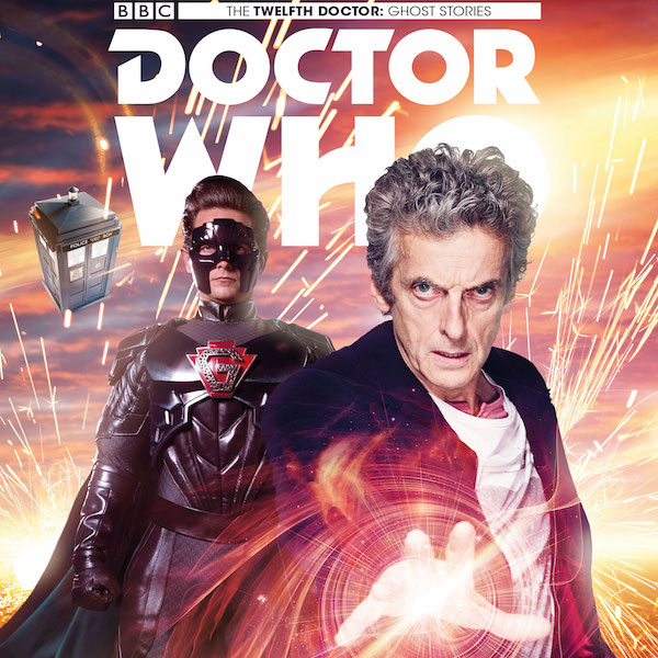 Doctor Who: Ghost Stories (Issues) (8 Book Series)