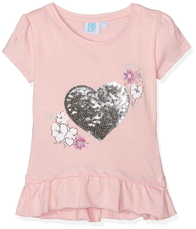 FABTASTICS - Saint Petersburg, T-Shirt Bambina FABTASTICS Saint Petersburg Rosa (rosa) 140 156323