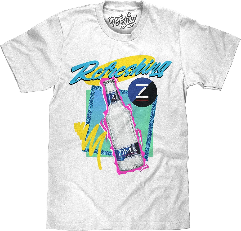 Tee Luv Refreshing Zima 90s Shirt