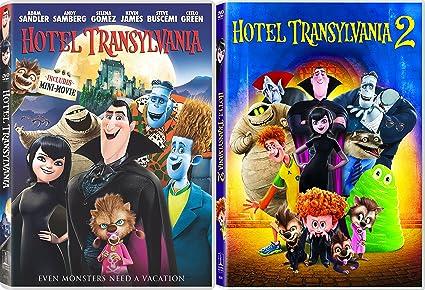 Amazon.com  Hotel Transylvania and Hotel Transylvania 2 Two-Animated ... 4bddbd66e9