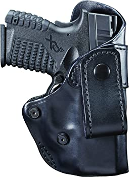 BLACKHAWK! Leather Inside-the-Pants Black Holster