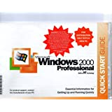 Microsoft Windows 2000 Professional w/SP4 (OEM)