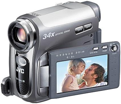 amazon com jvc gr d770u minidv camcorder with 34x optical zoom rh amazon com