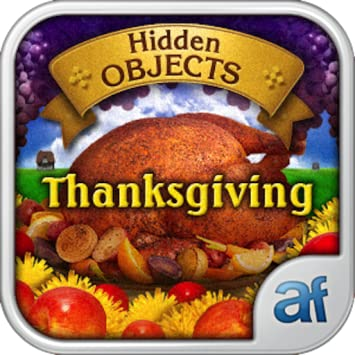 Amazon Com Hidden Objects Thanksgiving 3 Puzzle Games Appstore