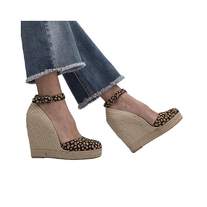 zapatos deportivos 79f7b fe57f MTBALI Women's ALPOM35 Espadrilles: Amazon.co.uk: Shoes & Bags
