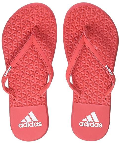 buy popular 8b6bc 20fc5 adidas Eezay Flip Flop Scarpe da Spiaggia e Piscina Donna Amazon.it Scarpe  e borse