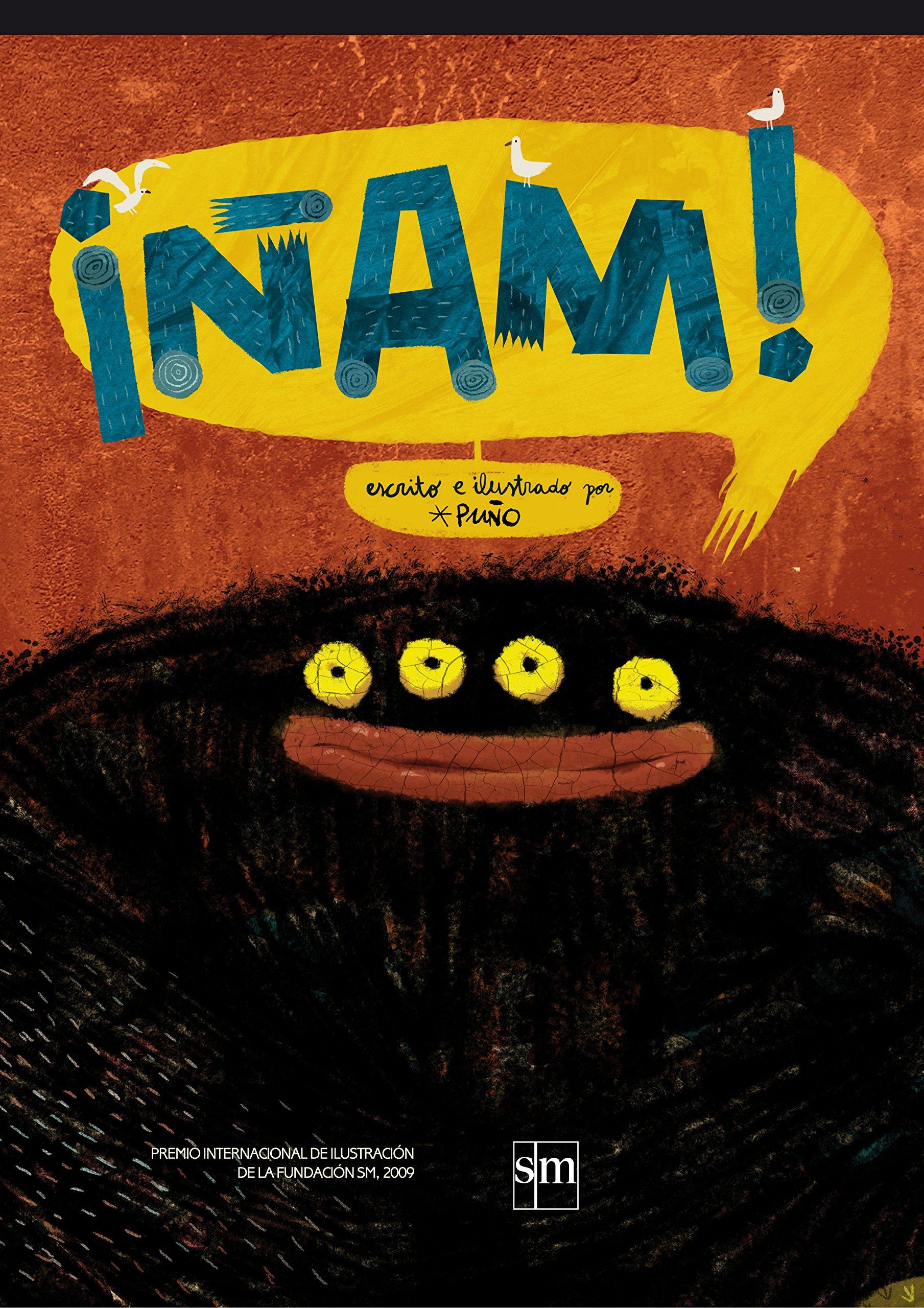 Resultado de imagen de ¡Ñam! / escrito e ilustrado por Puño