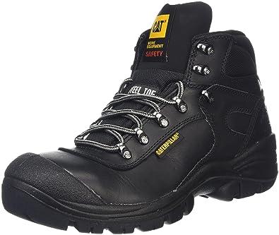 Homme Cheville Pneumatic S3 Chaussures De Caterpillar Sécurité TqUpYwqP