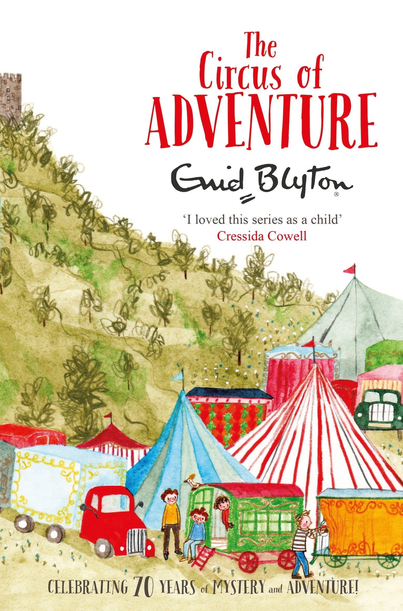 The Circus of Adventure (Adventure series) pdf epub