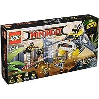 Lego - Ninjago Manta Ray Bombacısı (70609)