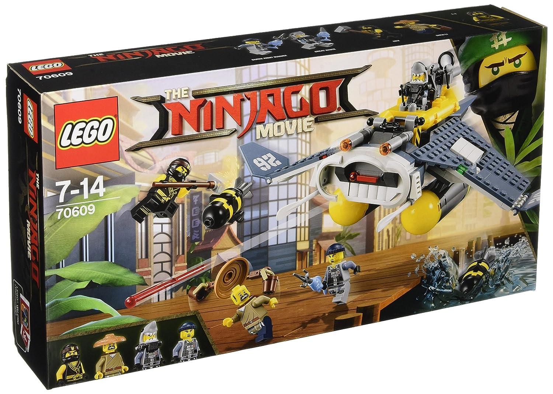 LEGO Ninjago Ninjago Bombardero mantarraya