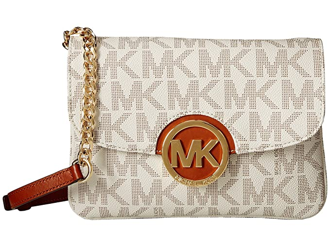 81de87b9199c Image Unavailable. Image not available for. Colour: Michael Kors Fulton MK  Signature ...