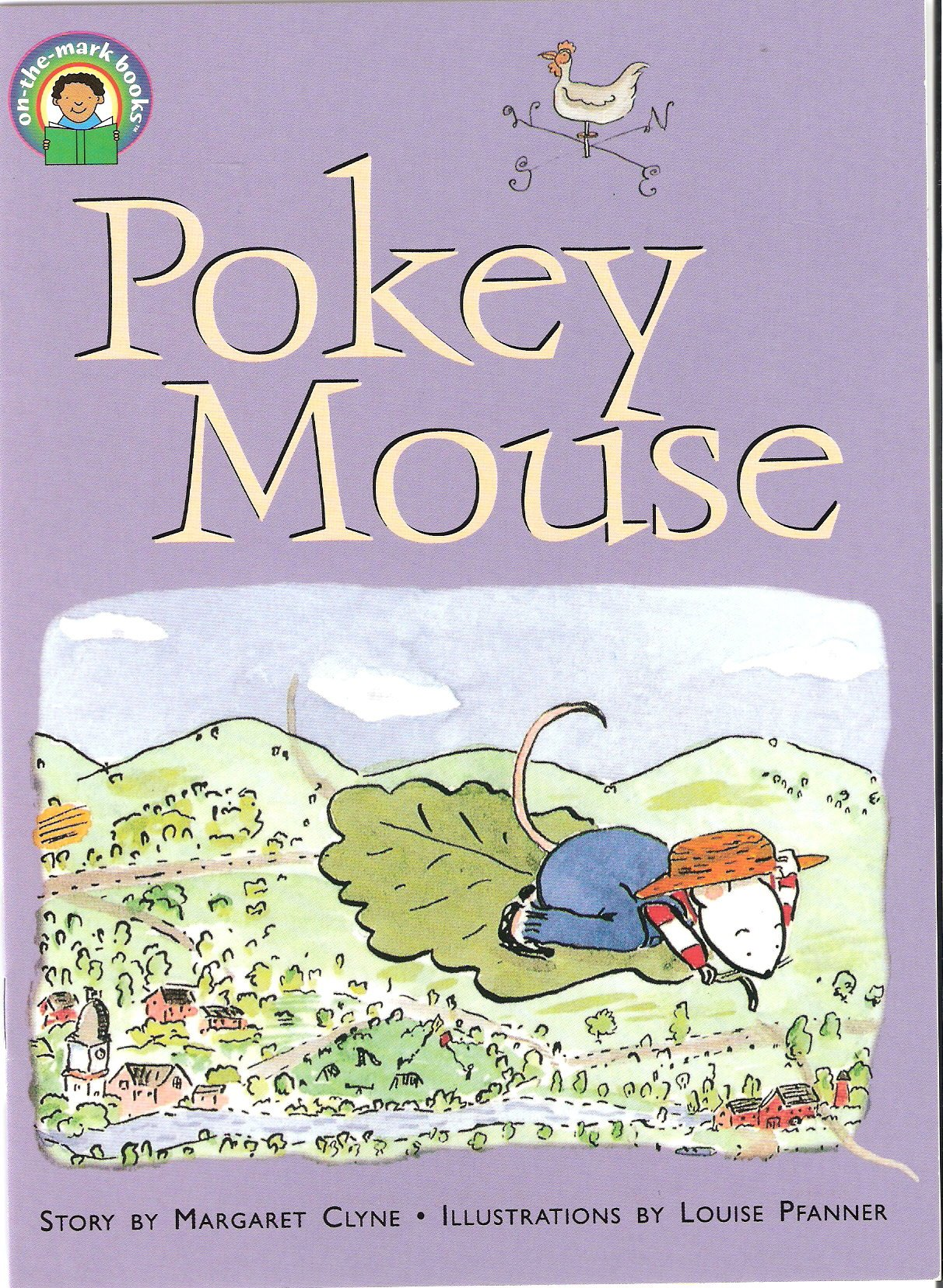 Read Online Pokey Mouse (On-the-mark books) ebook