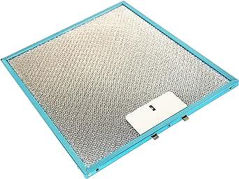 Smeg cocina campana extractora filtro de grasa de trampa superficie reticulada 053410339: Amazon.es: Grandes electrodomésticos