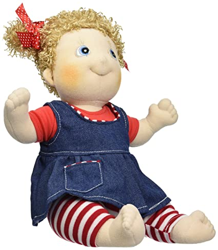 50034807cb5 Amazon.com: Rubens Barn Rubens Kids Doll, Olivia: Toys & Games