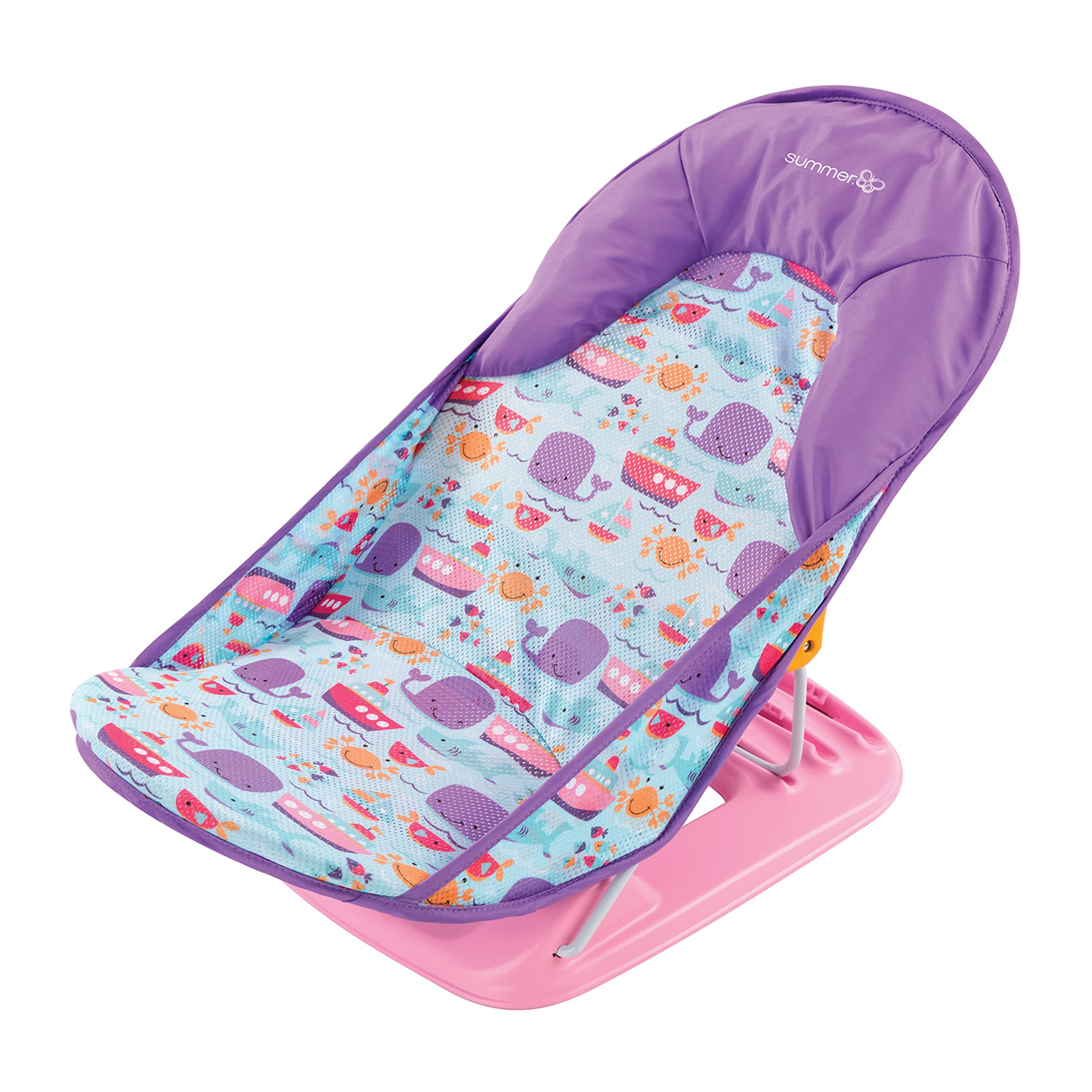 Summer Infant Deluxe Baby Bather, Dolphin Dive