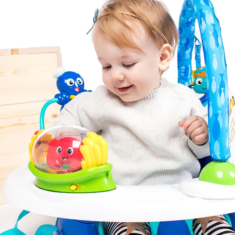 fe1608d1c Amazon.com   Baby Einstein 3-in-1 Snack   Discover Seat   Baby