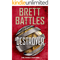Destroyer (Rewinder Book 2)