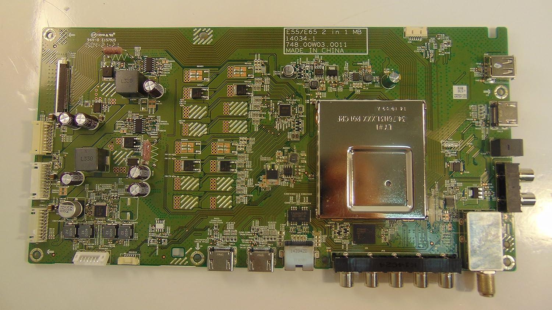 Vizio 755.00w01.c001 Main Board for E55-c2