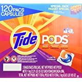 Tide Pods (Spring Meadow) - 120 Count