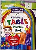 My Reusable Table Practice Book (Reusable Books)