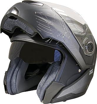 EOLE casco integral Black Spider, negro, talla L