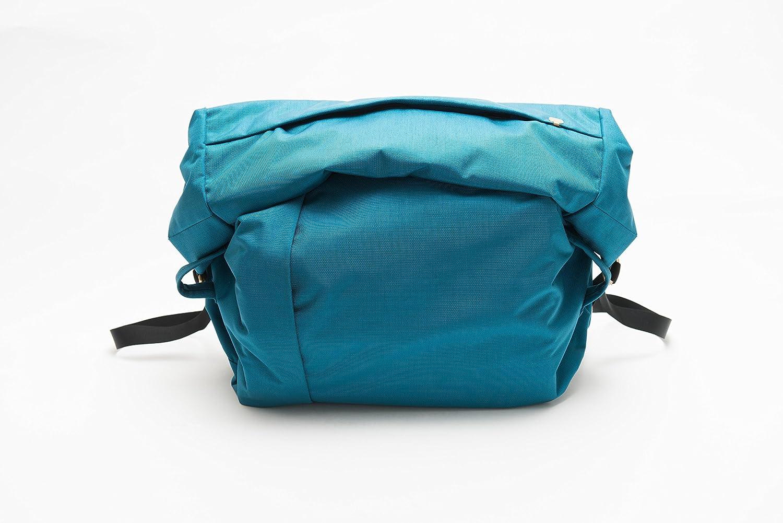 (サードアイチャクラ)The 3rd Eye Chakra The Field Bag #001 Medium Blue fb001-m-bu   B06Y1MLTX8