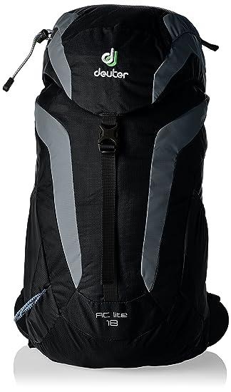 neue auswahl Super günstig online Deuter AC Lite 18 Liter Hiking-Rucksack 3420116-7490 Black/Titan