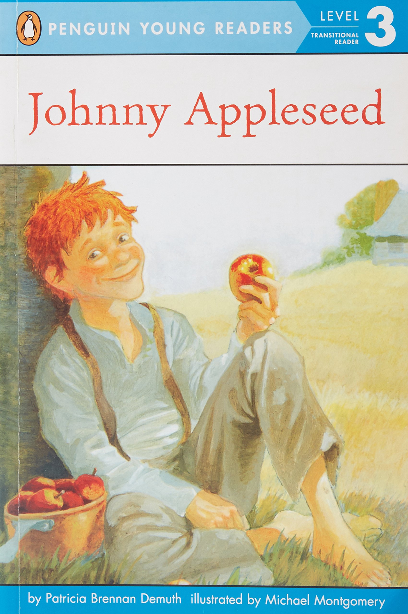 Amazon: Johnny Appleseed (paperback) 1996c Grossrt & Dunlap (penguin  Young Readers, Level 3) (9780448411309): Patricia Brennan Demuth, Michael