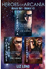 Heroes of Arcania Boxed Set (Books 1-3) Kindle Edition