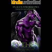 PYTHEN: An Alien War Romance (Galactic Order Book 1)