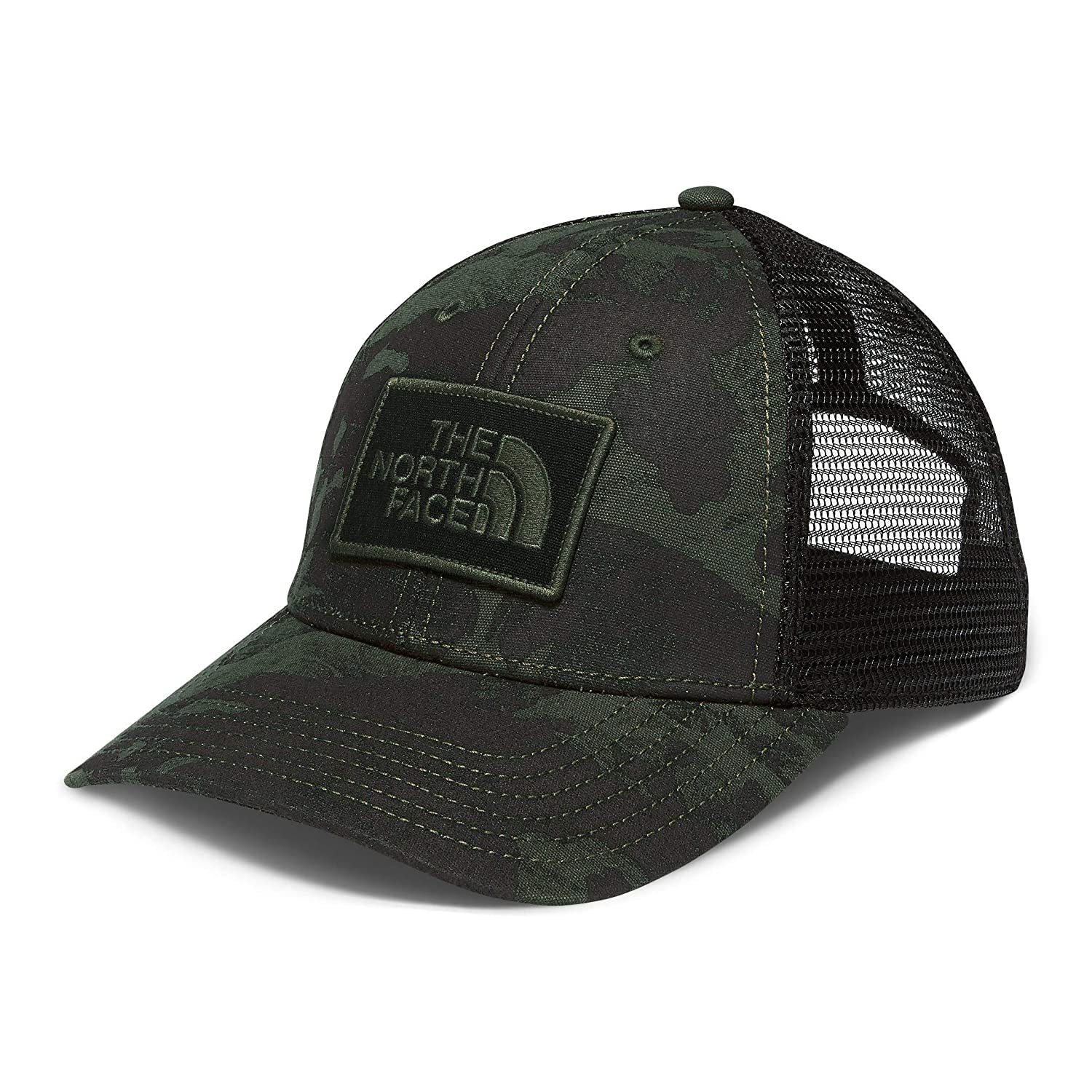 THE NORTH FACE Printed Mudder Trucker Hat New Taupe Green Tropical Camo  Print - OS  Amazon.ca  Clothing   Accessories 25beff58c1ea