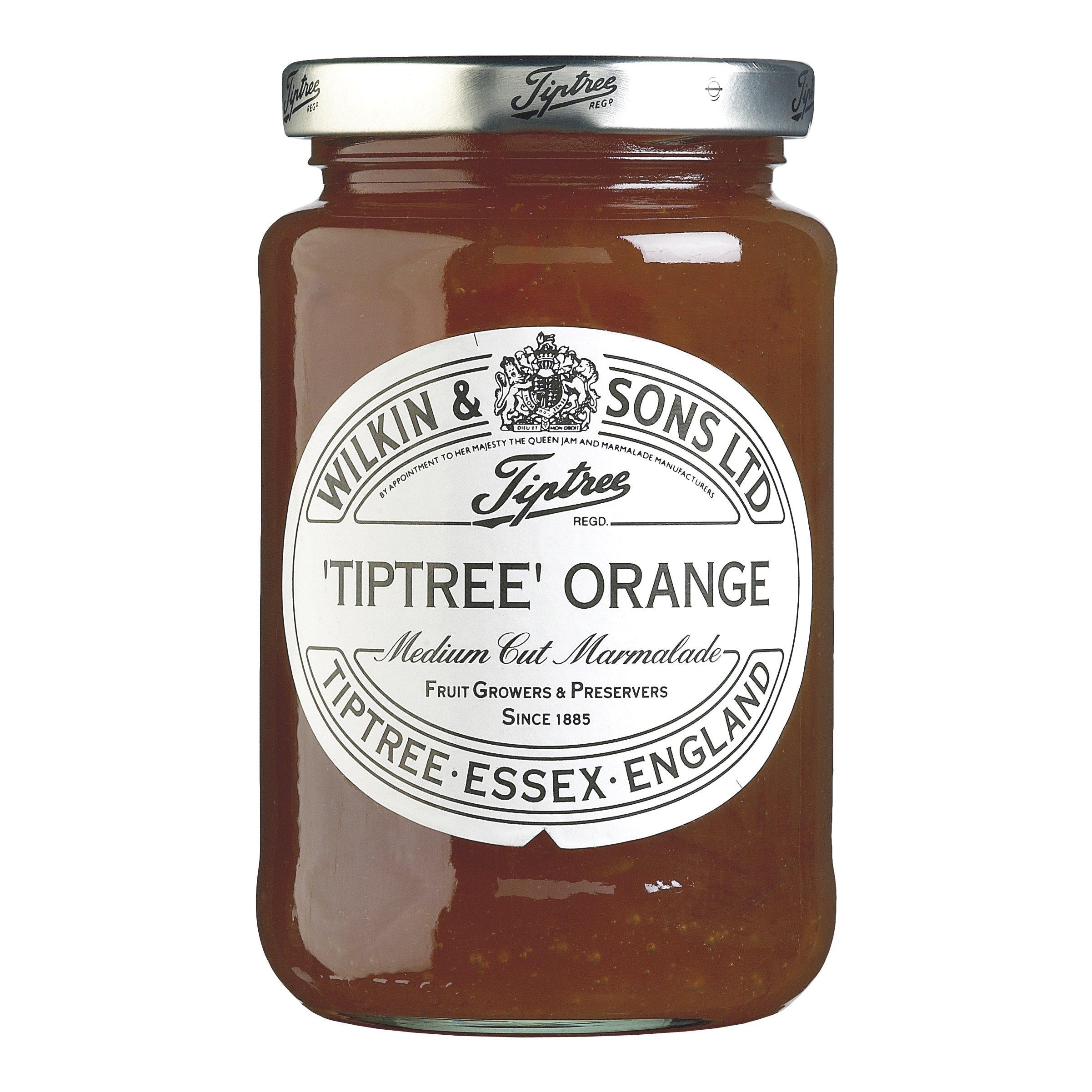 Tiptree Orange Marmalade, 12-Ounce Jars (Pack of 6)
