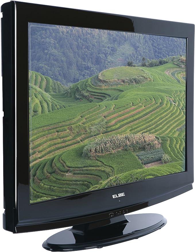 Elbe XTV-3285-USB - Televisión LCD de 32 pulgadas, color negro: Amazon.es: Electrónica