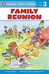 Family Reunion (formerly titled Graphs) (Penguin Young Readers, Level 3) Kindle Edition