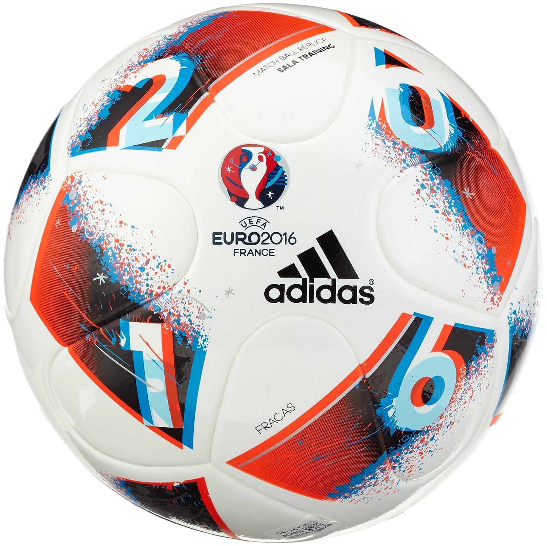 adidas Euro16Salatrai Bolsa de Deporte, Hombre, Blanco (Blanco ...