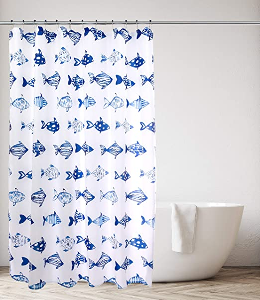 Fantasy forest animals Shower Curtain Bathroom Fabric /& 12Hooks 71*71inch new