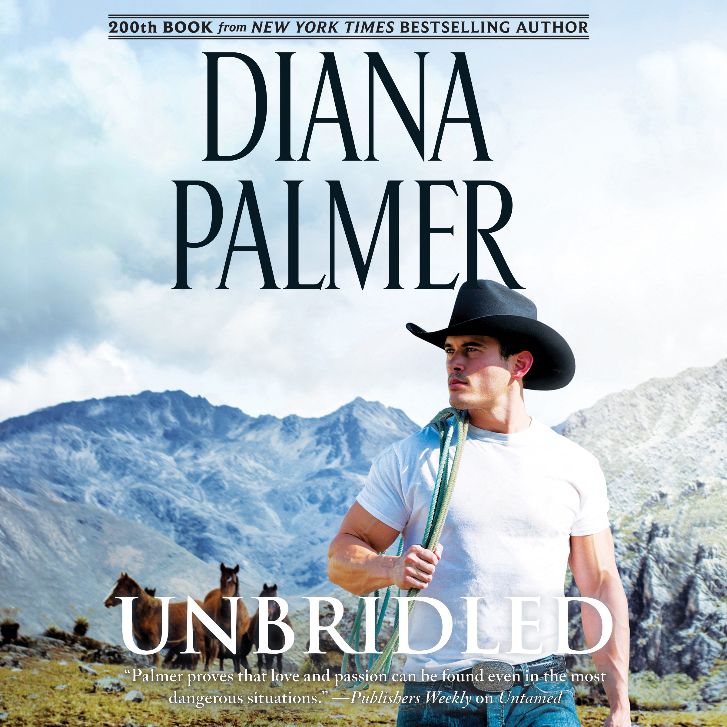 Unbridled: Long, Tall Texans Series