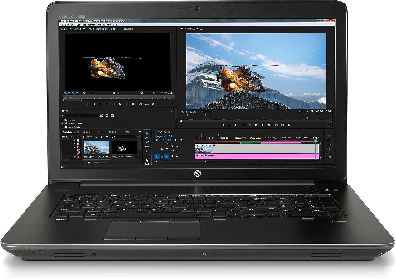 "HP ZBook Studio 15 Mobile Workstation - i7-6700HQ Quad-Core - 15.6"" UHD (3840 x 2160) IPS AG - 512GB SSD -16GB - NVIDIA Quadro M1000M (4GB)"