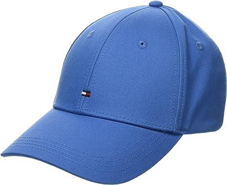 Tommy Hilfiger Classic BB Cap Gorra de béisbol, Azul (Regatta 487 ...