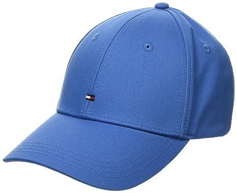 af9f9c93 Tommy Hilfiger Unisex Adult Classic Baseball Cap, Regatta Blue One Size  Regatta Blue