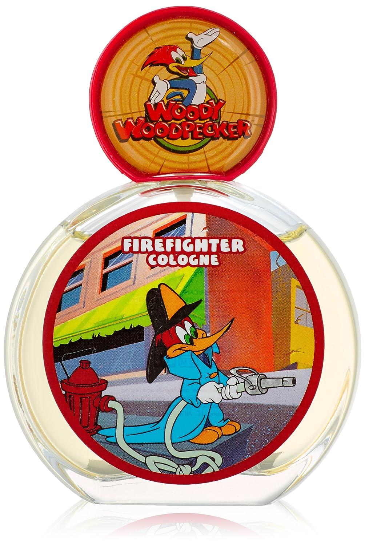 Woody Woodpecker Firefighter First American Brands Eau de Toilette Spray for Children 50 ml WDYFIFK0005002