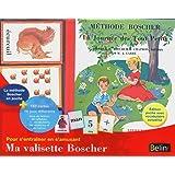 Boscher Valisette + 16 jeux de cartes