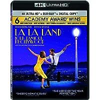 La La Land [4K Ultra + Blu-ray + Digital Copy] (Bilingual)