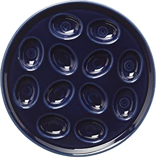 product image for Fiesta 11-Inch Egg Tray, Cobalt