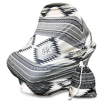 Amazon.com: Lactancia de cojín de lactancia bufanda azteca ...