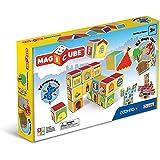 Giochi Preziosi - MAB09 - Magicube - Châteaux - 16 Cubes + Accessoires